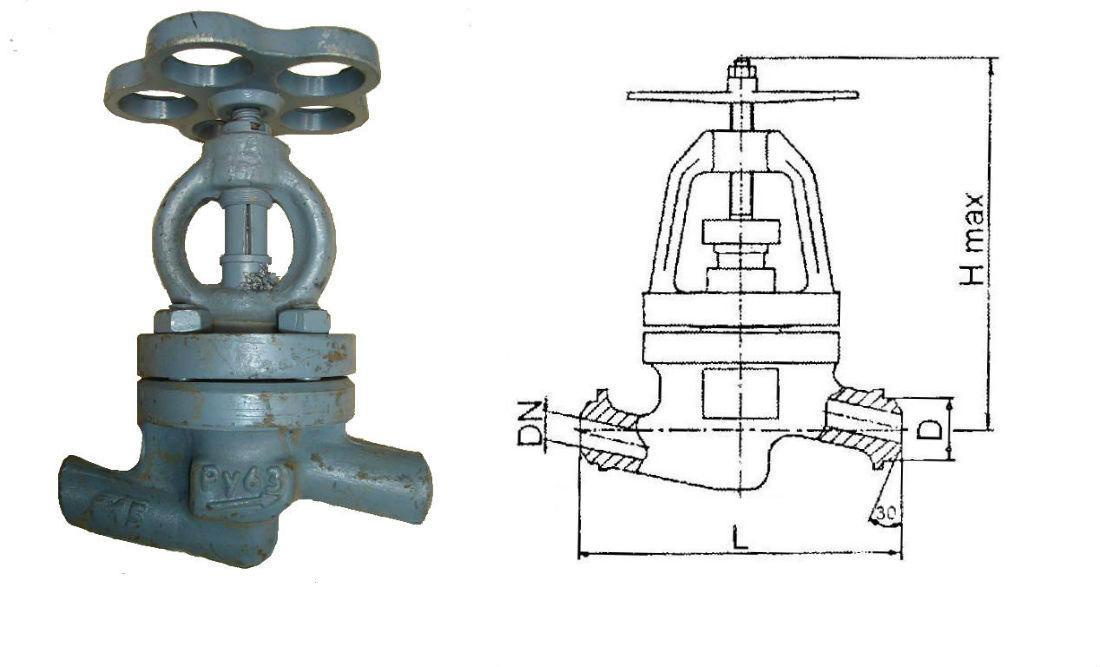 Клапан 15с52нж11